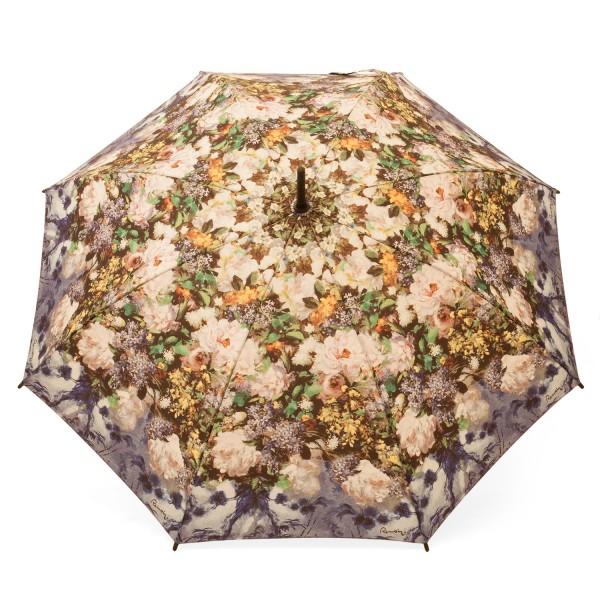 Parapluie fleurs d'Auguste Renoir