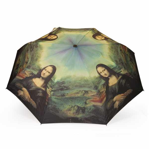 Parapluie pliant automatique Mona Lisa