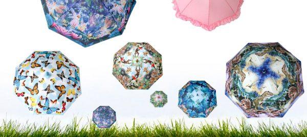 Parapluies à motifs pour enfants